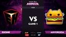 RU EHOME vs Anvorgesa, Game 1, StarLadder ImbaTV Dota 2 Minor S2 Group Stage