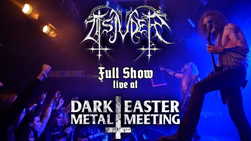 Tsjuder - Live at Dark Easter Metal Meeting 2019 - FULL SHOW
