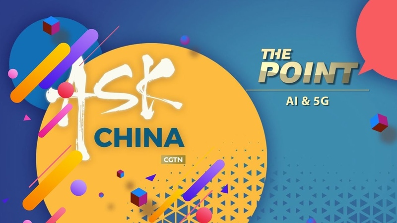 The Point How does Chinese 5G application compare to the world