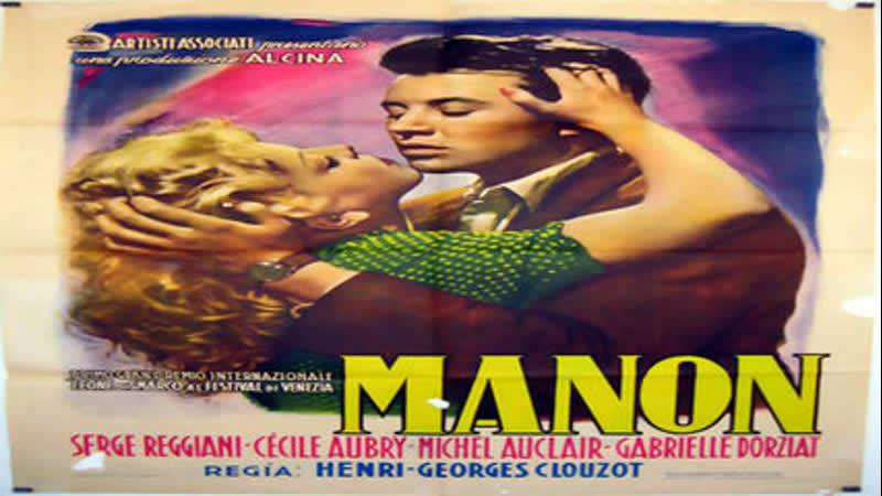 Cine clásico.- Manon.- (1949).Español