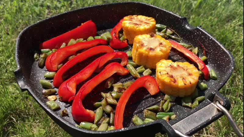 Мини печь для приготовления еды Kemper Индейка с овощами