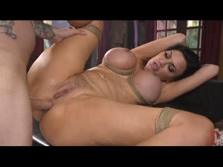 Jasmine jae punishment of juicy milf, bdsm slave bondage anal porno