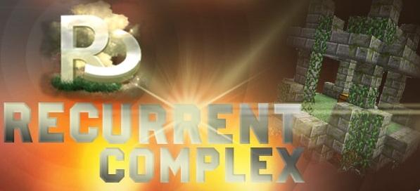 Мод на данжи Recurrent Complex [1.7.10 – 1.12.2]