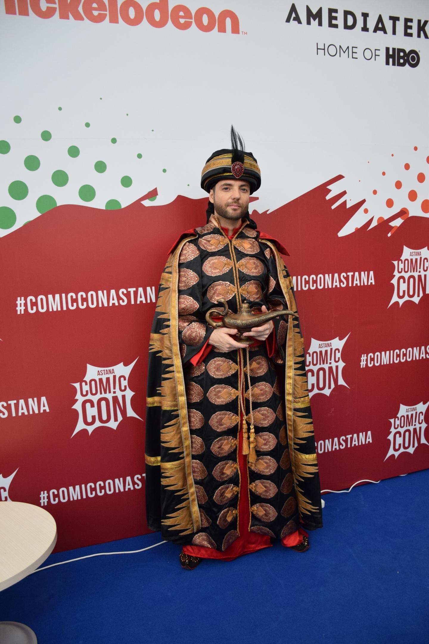 ComicCon Astana 2019
