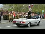 СКАЗОЧНЫЙ АДМИРАЛ - На Параде Победы в Севастополе командующий Черноморским флотом вице-ад