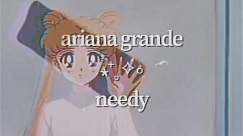 Ariana Grande - needy (visual lyric video)