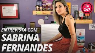 Entrevista com Sabrina Fernandes, do canal Tese Onze