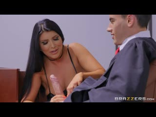 Brazzers - big butts like it big - judge jordi: anal about alimony romi rain jordi el niño polla