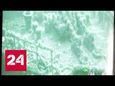 На Таймыре будут искать субмарину нацистов Россия 24