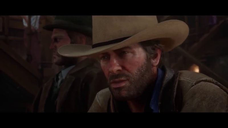 Red Dead Redemption 2 in a nutshell - Cancan (supercut)