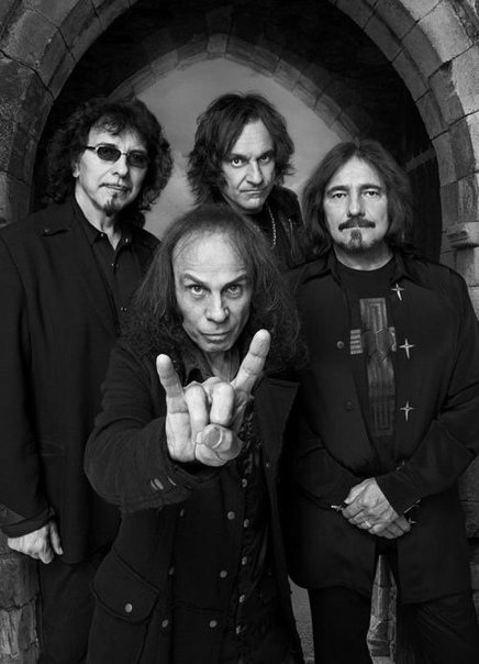Закат второго состава Blac Sabbath.