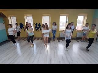Soledad - leoni torres / tatiana oleskiv in cubana club, tula 2019