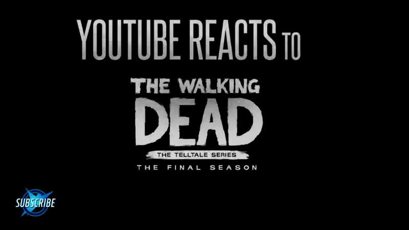 React to The Final Episode of Telltales The Walking Dead