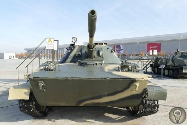 ПТ-76  танк-амфибия