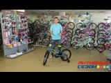 Обзор Детского велосипеда Novatrack Cron 20
