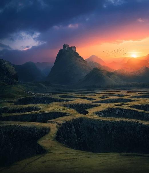 Потрясающие фотоманипуляции от Vive Chaurasia