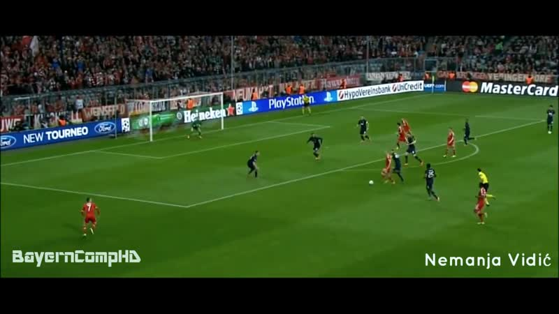 Arjen Robben - Humiliating Great Players