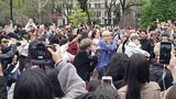 NCT 127 Joins in GoToe KPOP RANDOM PLAY DANCE in NYC (Washington Square Arch) - 3