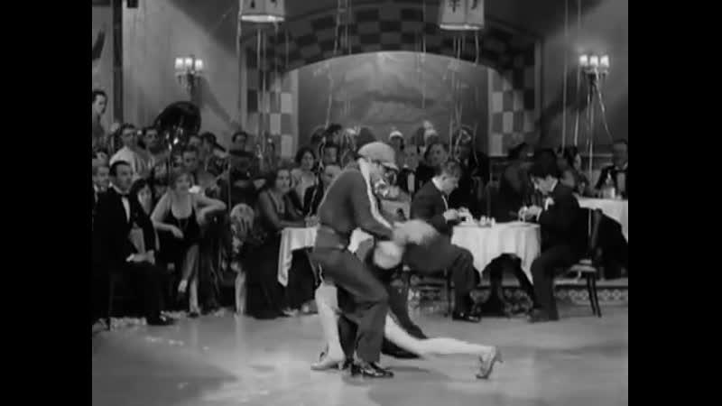 Огни большого города в ресторане Чарльз Чаплин