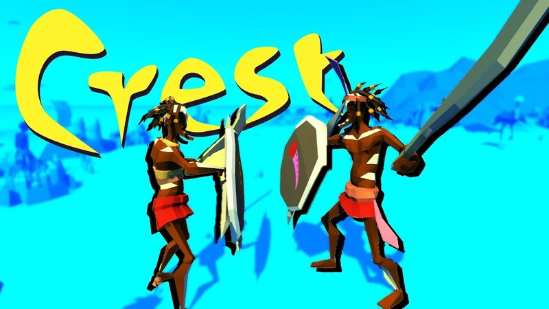 Tribal Survival and Hippo Rampage! - Lets Play Crest Gameplay