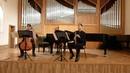 Arnaud Desvignes Feux de paille pour hautbois et violoncelle 1