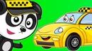 Мультик Про Машинки Такси Новая Серия Развивающие Мультфильмы Для Детей