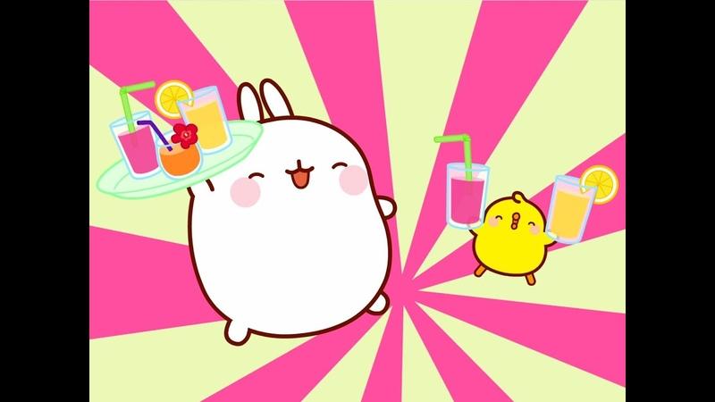 Molang The aquarium Full Molang episodes Cartoon for kids