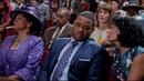 Dre Bow Struggle with a Long Church Service - black-ish