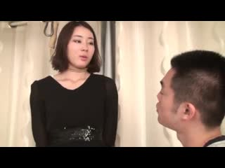 Hanged asian girl