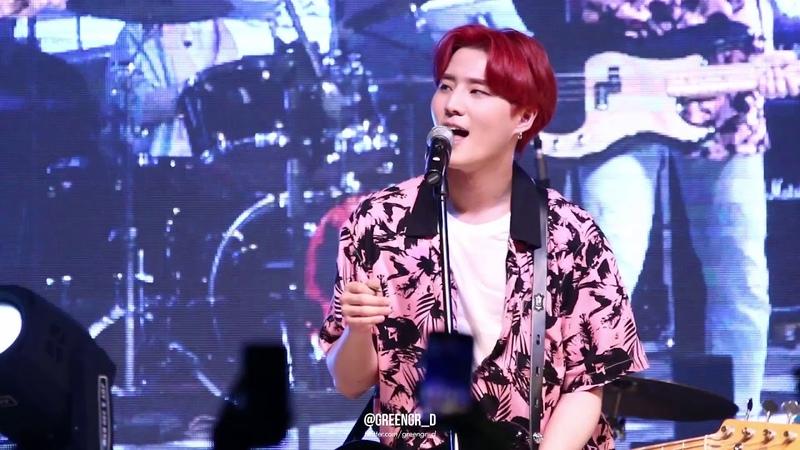 190524 배화여대축제 DAY6-sing me (영현 focus) YoungK
