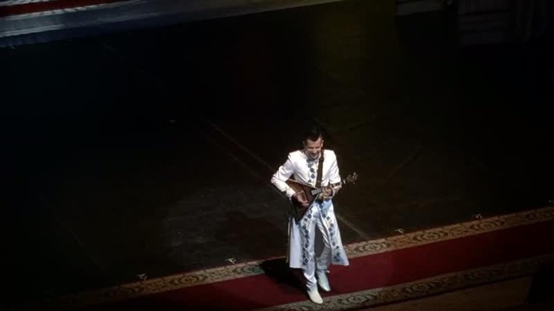 Песняриана - Александр Воронище (Балалайка)