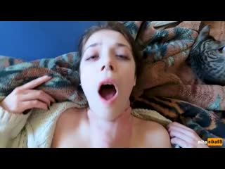 Pov красотка сосет, сквиртит, получает сперму на пизду(новое порно,gangbang,bukkake,трах,секс,домашнее,студентка,анал,homemade)