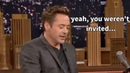 Robert Downey Jr is the KING of SARCASM