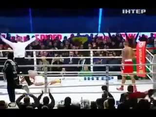 Александр Усик отвечает на просьбу соперника