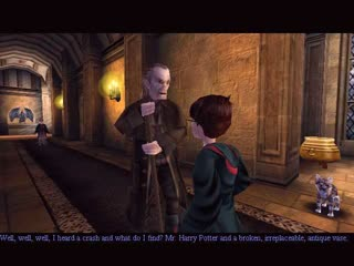 Он вернулся! Harry Potter and the Chamber of Secrets