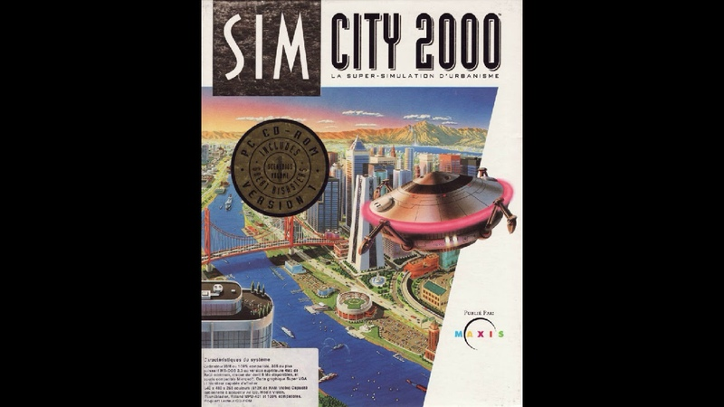 Old School {MS DOS} SimCity 2000 ! full ost soundtrack