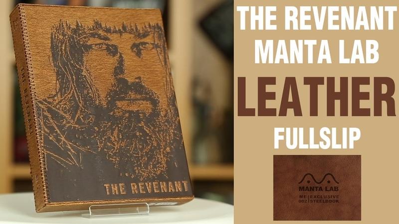 THE REVENANT | MANTA LAB | LEATHER FULLSLIP