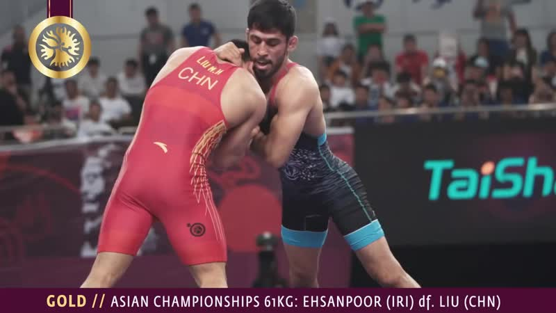 Gold Medal Matches Asian Championships 2019 Day 2