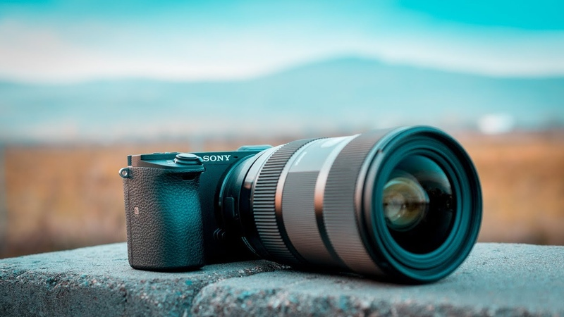 Color Grading Sony A6500 / A6300 Footage - Premiere Pro / Lumetri Tutorial