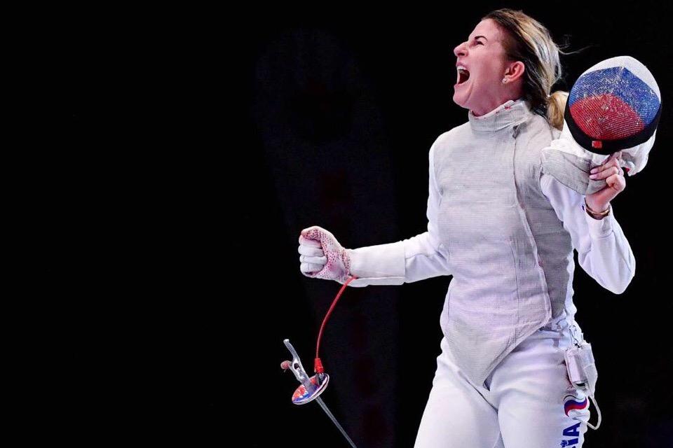 Курянка Дериглазова завоевала «золото» на турнире серии Гран-при в США