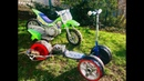 How To Make A Heavy Duty 😉 Electric Scooters fo 5 year old garl Painting project/ElizabethNY