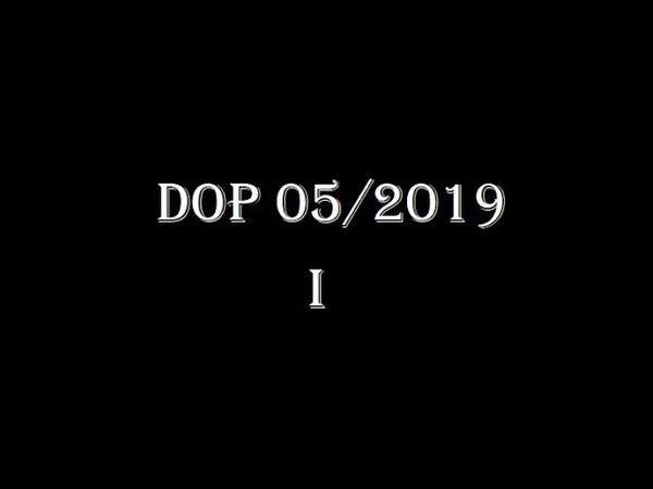 Владимир Нарихнюк vs Александр Бауск | DOP Май 2019 | 1-ая игра