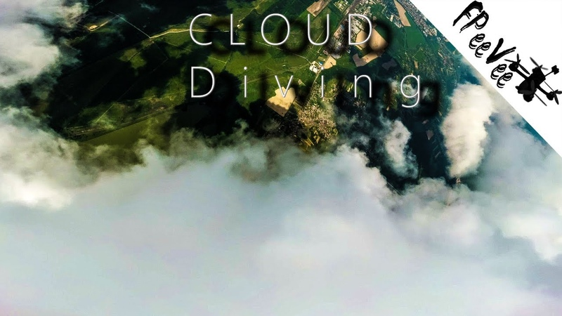 FPV Cloud Dive - Long Range with Emax ECO 1700kv on 4s and R9M