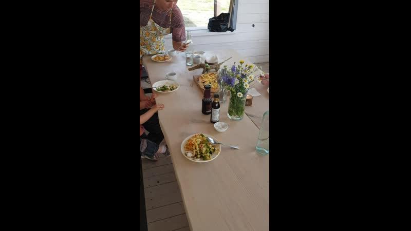 Ужин при свечах ЯгодныйФест