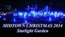 Tokyo Midtown Christmas Lights Show of Roppongi 2014 - Starlight Garden / 東京ミッドタウンクリスマスイルミネーション
