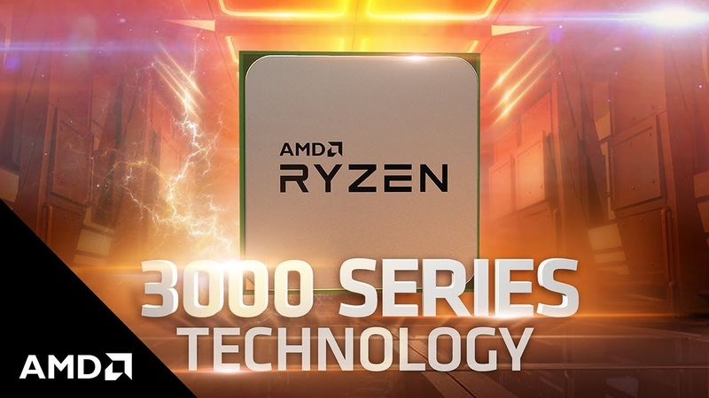 3rd Gen AMD Ryzen™ Technology
