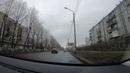 Severodvinsk Cesta do prace GoPro 7 TimeWarp 1080p 15x