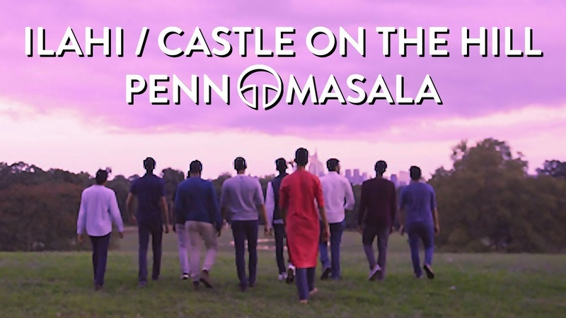 Ilahi / Castle on the Hill - Penn Masala (Cover)