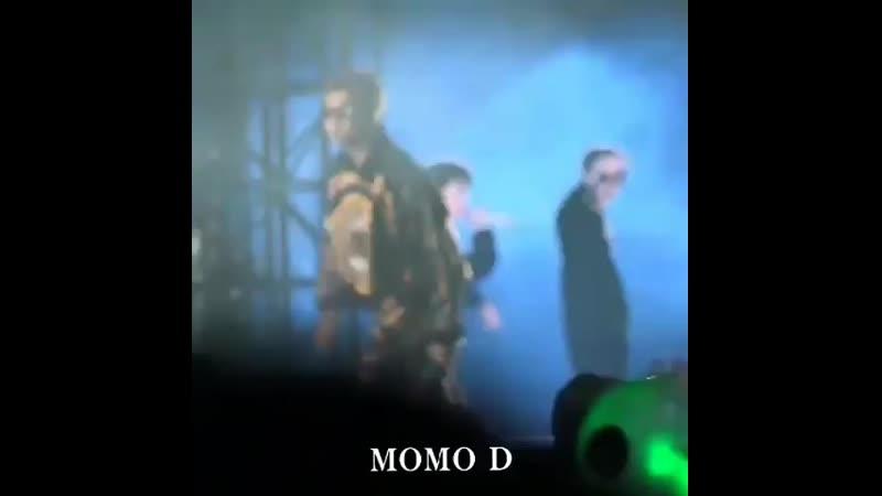 Not d-a-n-c-e monster