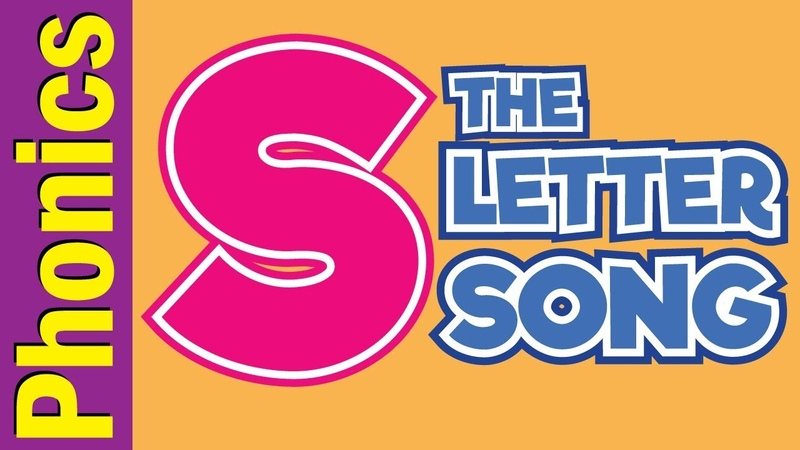 The Letter S Song | Phonics Song | The Letter Song | ESL for Kids | Fun Kids English